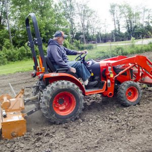 Easy PTO quick connect for tractor attachments - Tractor PTO