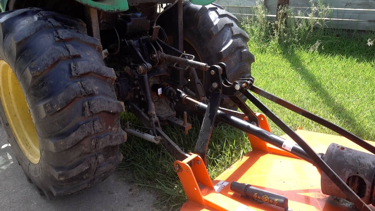 PTO Link™ Duo System (1 tractor & 1 implement)