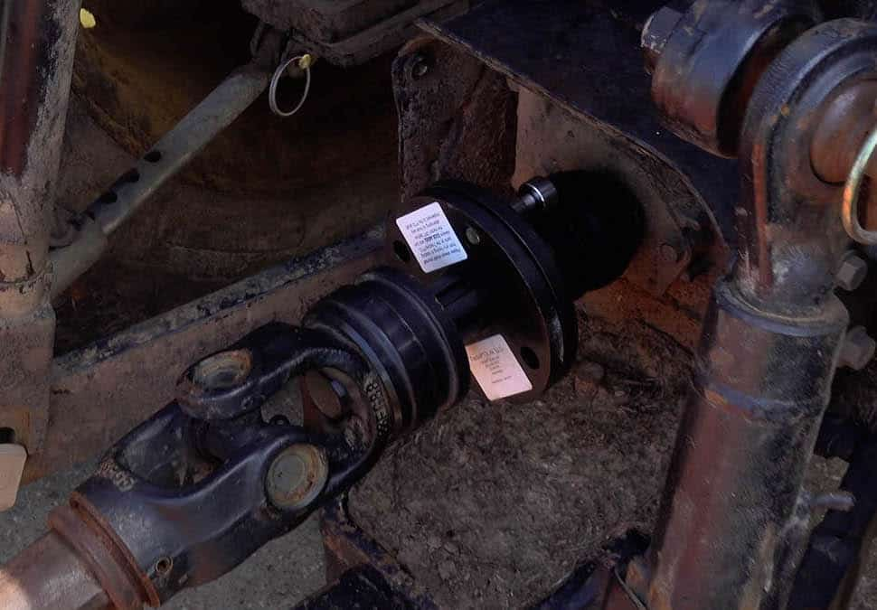Easy PTO quick connect for tractor attachments - Tractor PTO Link